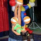 Il circo al Don Diego