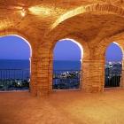 Loggia antica - Grottammare alta