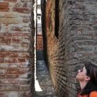 Ripatransone - il vicolo più stretto d'Italia