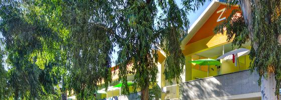 Residence Village 4 plaatsen